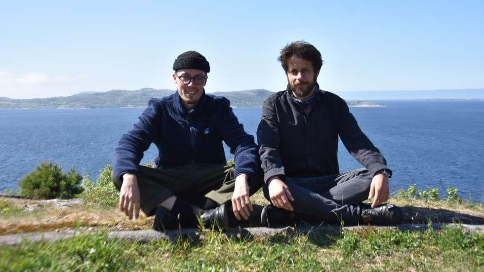 Primus motor..: Eirik Brevik og Pål-André Hasselvold.
