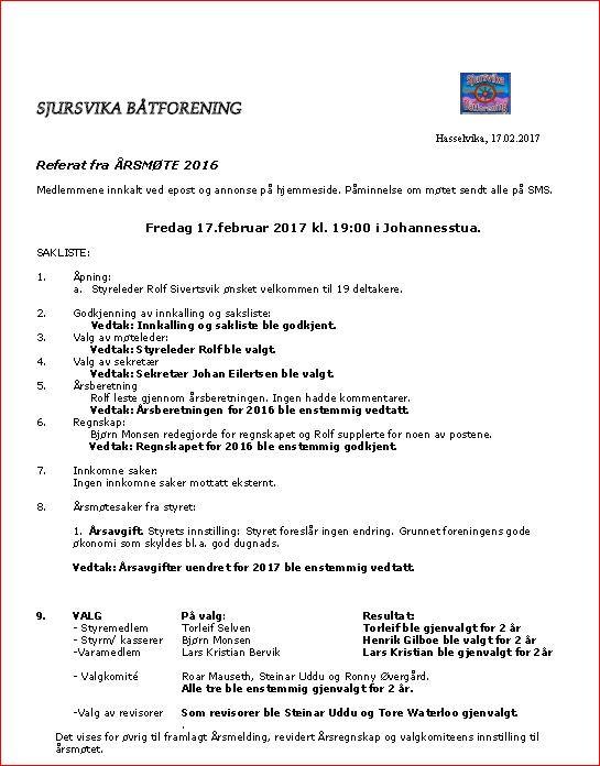 Årsmøte-2017