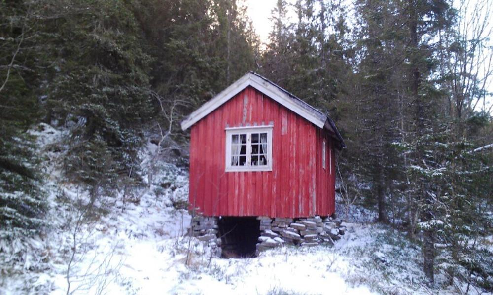 2 juledag og julestemning.  Foto..: Rolf Sivertsvik