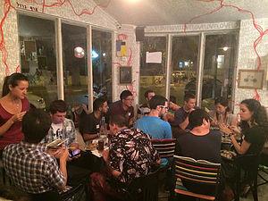 2016年8月30日 第三回「Shaberi-Bar」イベント