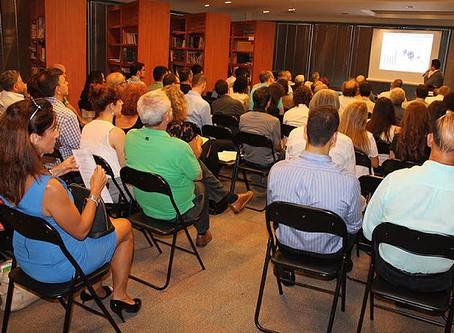 2015年8月18日 第一回Meetup 日本大使館