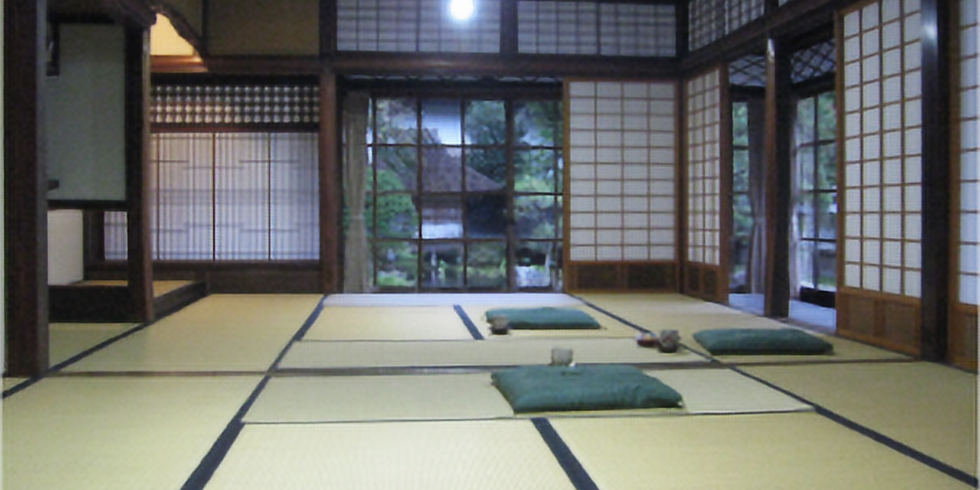 The Japanese House In The Tradition and Contemporary Architecture - Arie Kutz 12.1.18