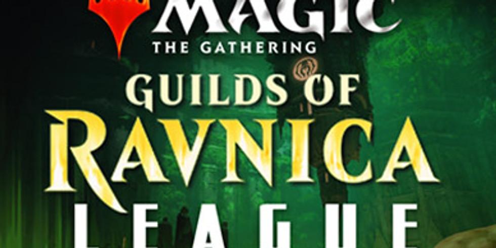 Toronto - MTG Guilds of Ravnica League (1)