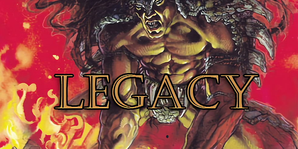 Thursday Night Magic - Legacy