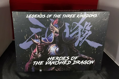 Legends of the Three Kingdoms Heroes of the Vanished Dragon