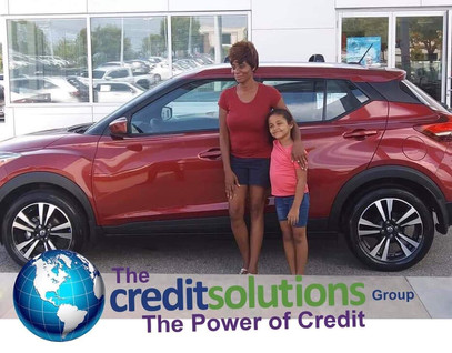 Congrats to Tammi  2 months in Program and she purchased a 2019 Nissan