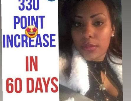 330 Point Increase 60 days