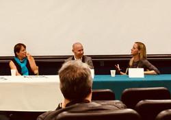 East Lansing Film Fest Panel