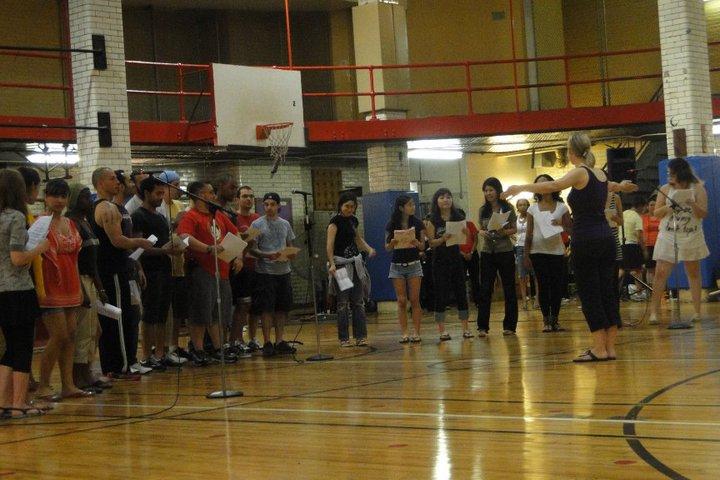 Teaching / Conducting Chorus