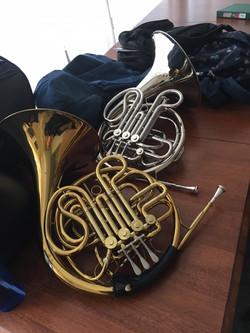 I Teach French Horn