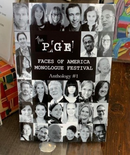 Faces of America Book
