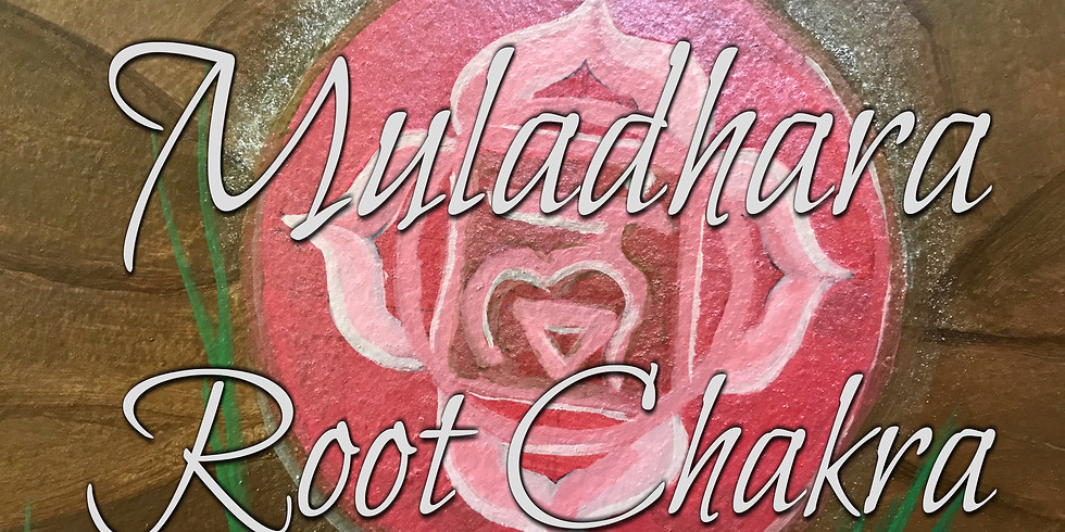 Online Yoga With Anne-Margaret (Root Chakra)~ Monday, 3/16, 11am EST/8am PST
