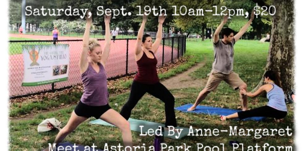 2-Hour Chakra Yoga™ Class - LAST SATURDAY OF SUMMER!