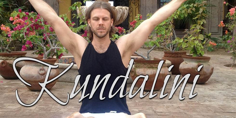 Kundalini Yoga with Anthony