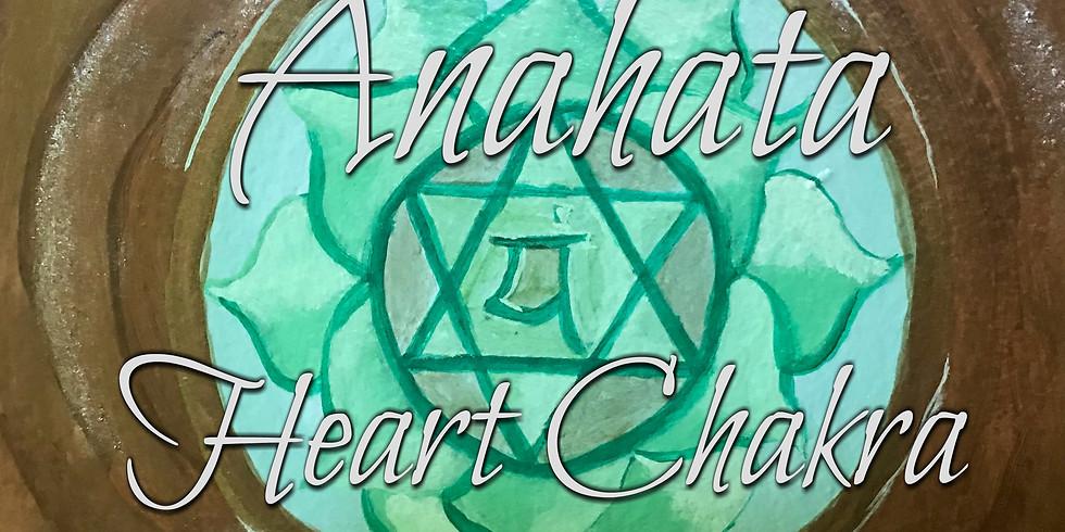 Chakra Yoga™ with Anne-Margaret (HEART CHAKRA)