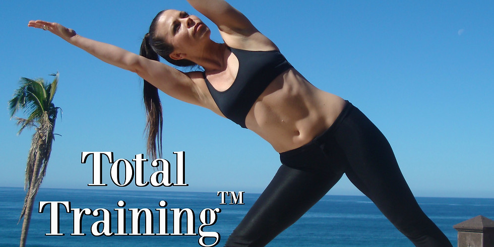 Total Training with Anne-Margaret, Sun. 3/29