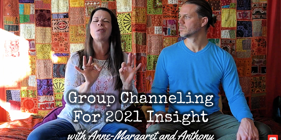 Group Channeling For 2021 Insight