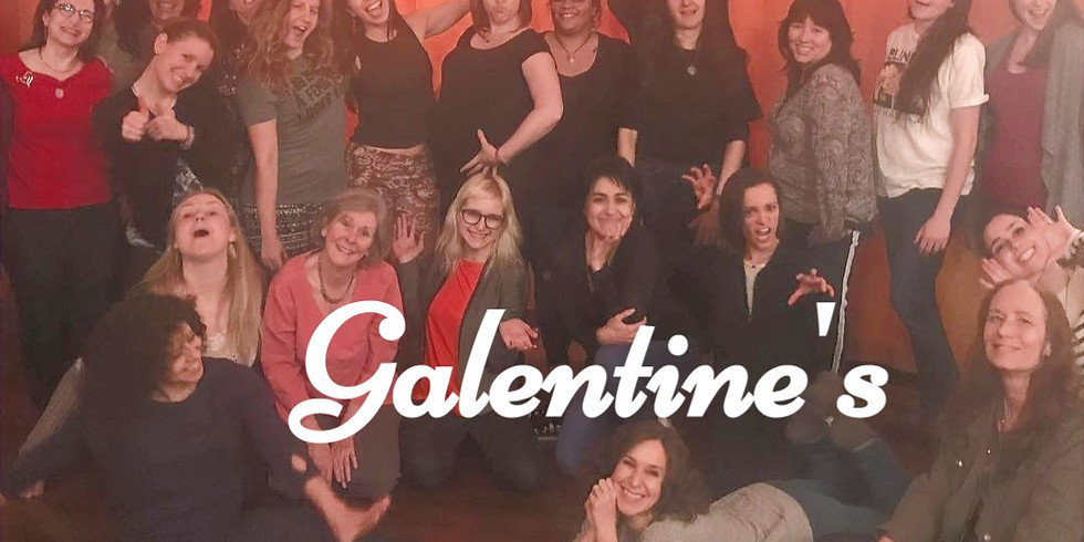 Special GALENTINE'S Women Circle (Online) February 14th, 2021!