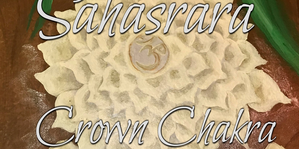 Online Yoga with Anne-Margaret (Crown Chakra) Sun, 3/22/20 3pmPST/6pmEST