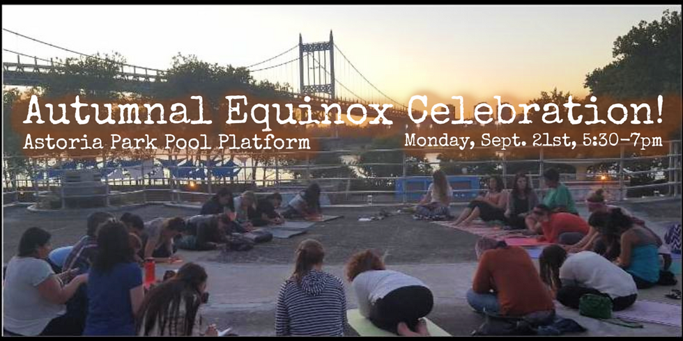 Autumnal Equinox Celebration!