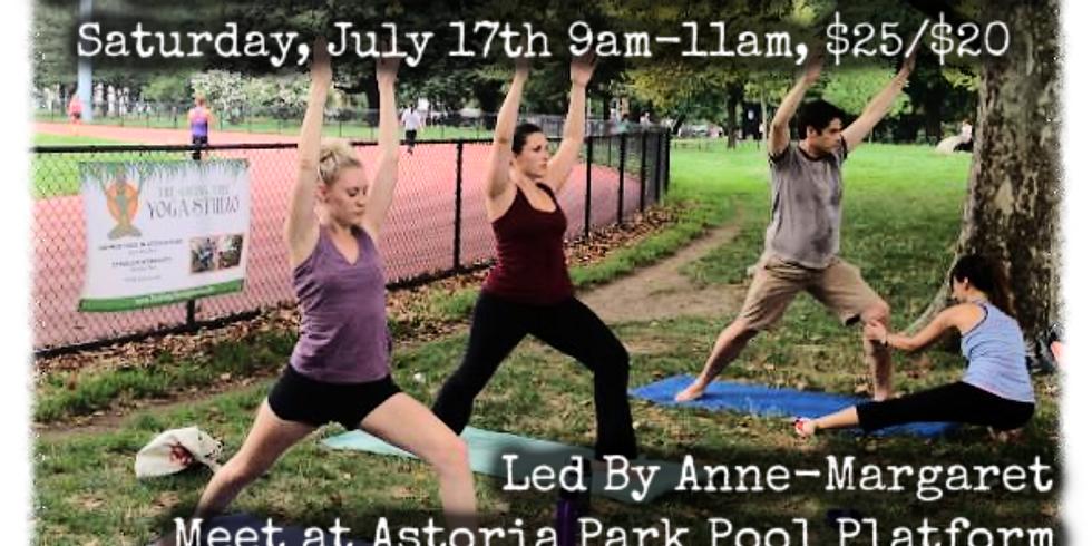 2-Hour Chakra Yoga™ Class
