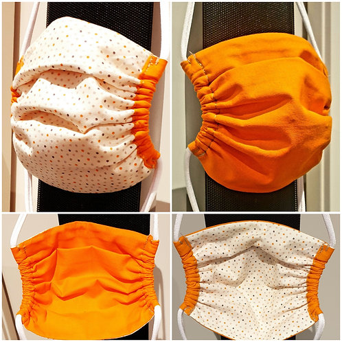 Reversible-Wear Face Masks