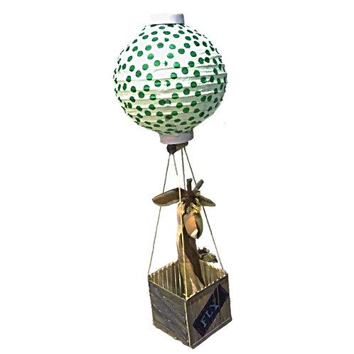 Ballooning Branson