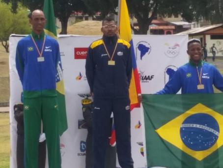 El atlanticense Anthony Zambrano se vistió de oro en el Suramericano sub-23