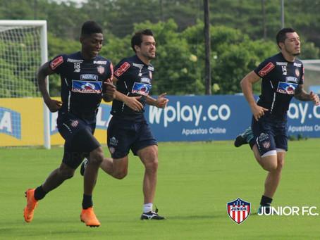 Junior buscará su clasificación a cuartos en la Sudamericana