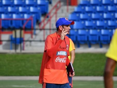 Colombia sub 20 inició entrenamientos en Barranquilla