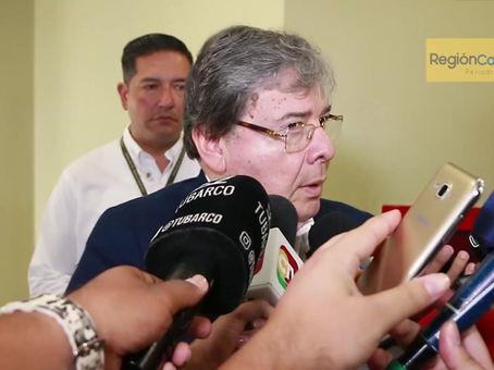 """""""Imposición de visas humanitarios no frena flujo migratorio"""", canciller de Colombia"""