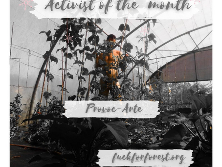 Activist of month June