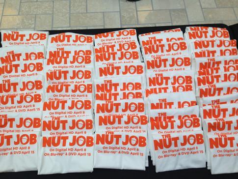 Universal Studios - Nut Job DVD Release