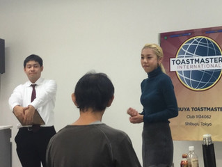 Shibuya Toastmasters Club, Area32 渋谷トーストマスターズクラブ、エリア32