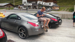Z-Club grosse Sommerausfahrt Tirol Juli