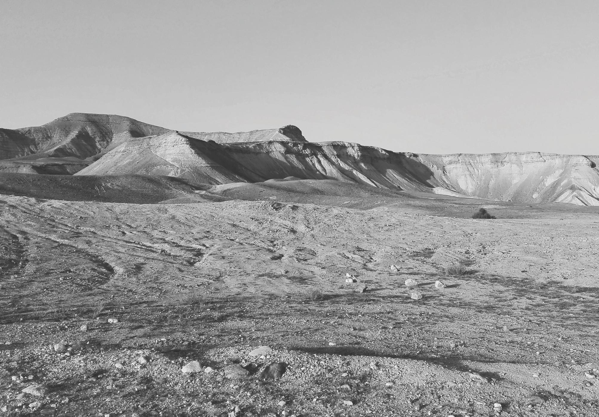 Yehuda desert 2016