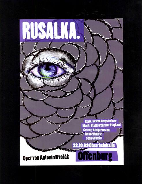Rusalka Oper