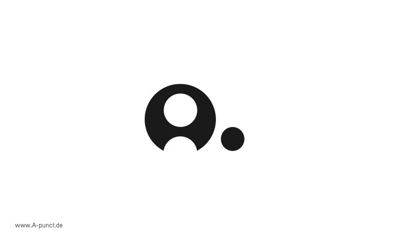 a.punct Logo Design