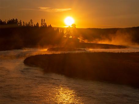 Yellowstone NP, Teil III