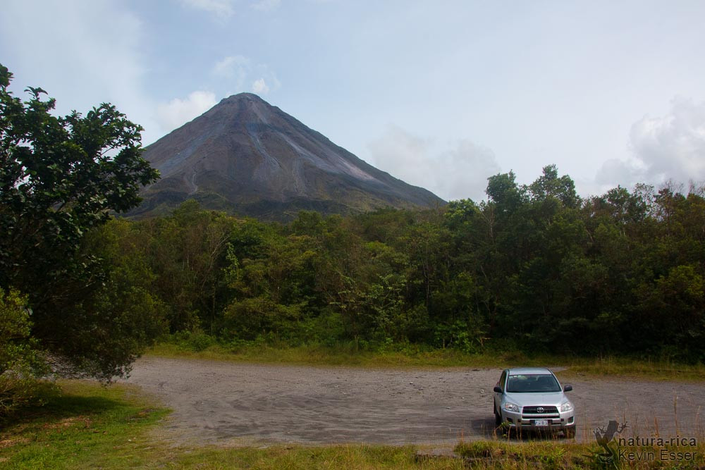 Viewpoint - Arenal Volcano