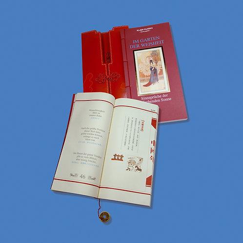 """Kimonobuch """"Im Garten der Weisheit"""""""