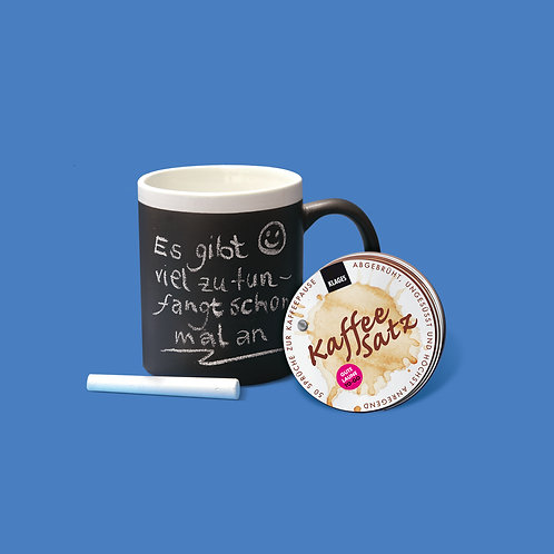 Kaffeesatz-Set