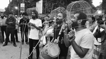 Update on Shahidul Alam's detention