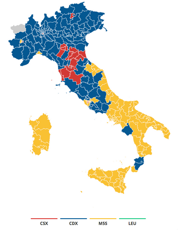 Italy's General Elections: Towards a Hung Parliament