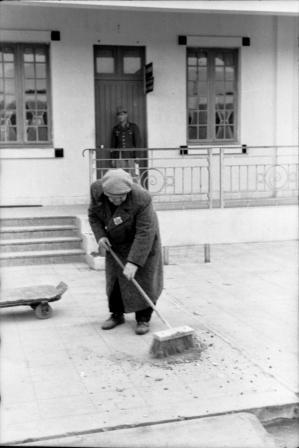 A Forced Jewish Laborer