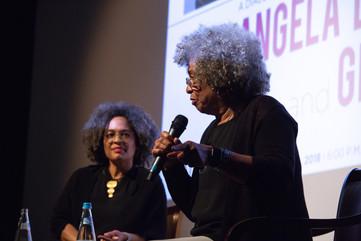 Activism at an Intersection: A Conversation with Angela Davis & Gina Dent