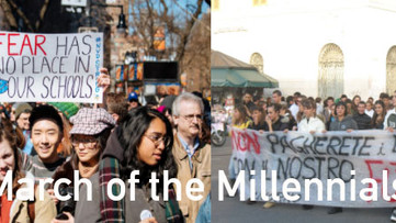Meet the Panelists: March of the Millennials