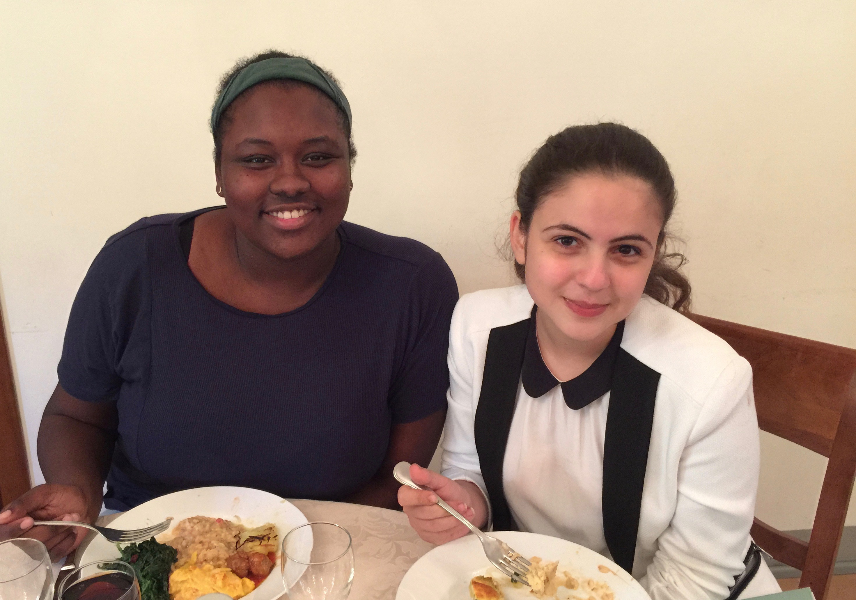 Inside American Politics Lunch Break with NYU Florence Students