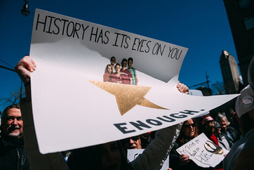 An Interactive History of Student Activism From the 1960s to Today