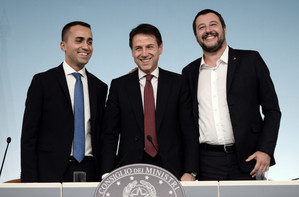 """What's Next, Italy?  The New Italian Government and Its Call For A """"New European Spring&quo"""